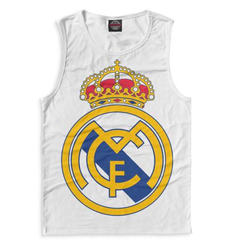 Мужская майка Герб Реал Мадрид