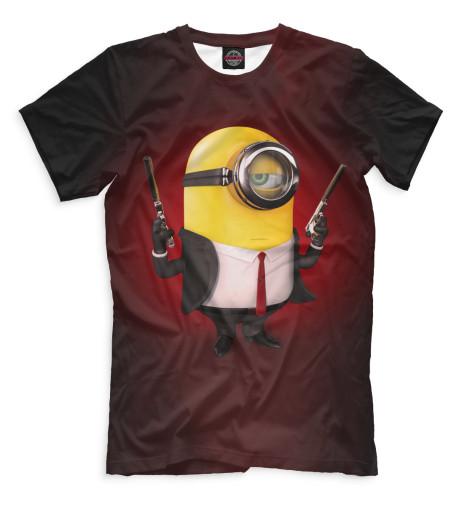 Мужская футболка Хитмэн