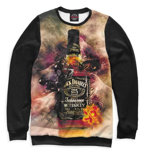 Женский свитшот Jack Daniels
