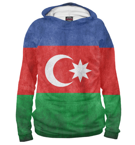 Худи Print Bar Флаг Азербайджана худи print bar флаг азербайджана
