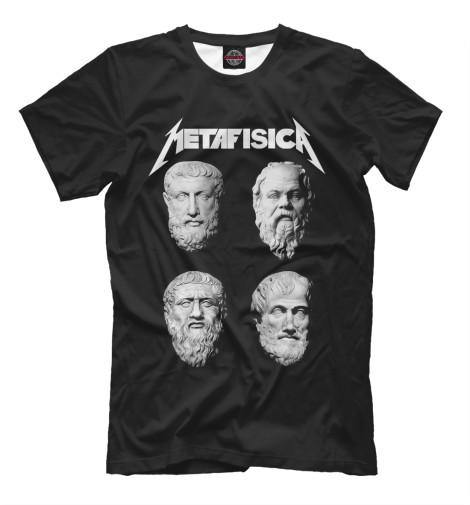 Футболка Print Bar Метафизика исупов константин глебович метафизика достоевского