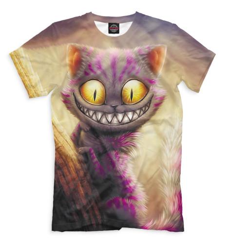 Купить Мужская футболка Коты CAT-622616-fut-2