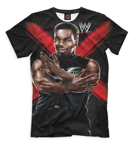 Мужская футболка Тайсон wwe