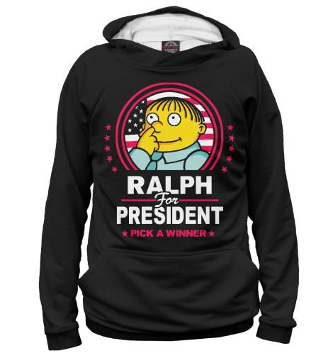 Худи Print Bar Ralph for President пленка тонировочная president 5% 0 5м х 3м