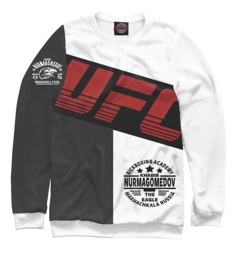 Свитшот Print Bar UFC Хабиб Нурмагомедов ufc 2 ps4