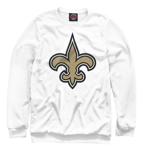 Свитшот Print Bar New Orleans Saints худи print bar new orleans saints