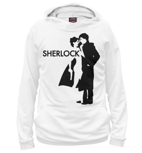 Худи Print Bar Шерлок - Sherlock майка классическая printio шерлок холмс sherlock
