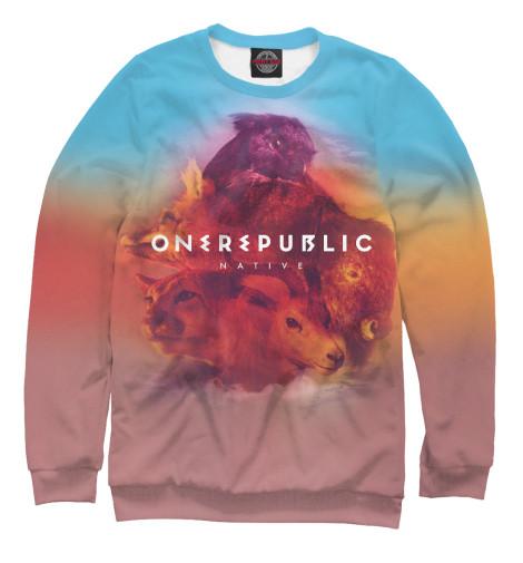 Свитшот Print Bar OneRepublic цена и фото