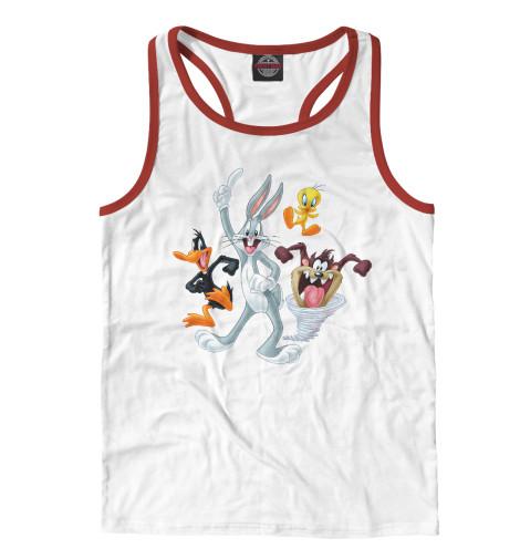 Майка борцовка Print Bar Looney Tunes club tunes 6