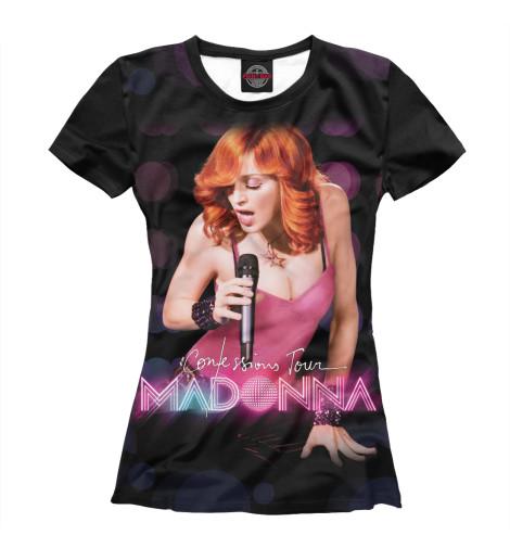 Футболка Print Bar Madonna madonna madonna music