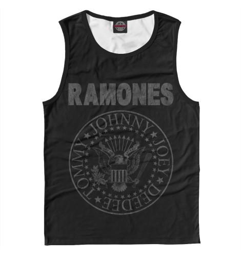 Майка Print Bar Ramones футболка print bar ramones