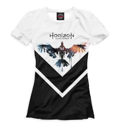 Футболка Print Bar Horizon Zero Dawn футболка print bar horizon zero dawn