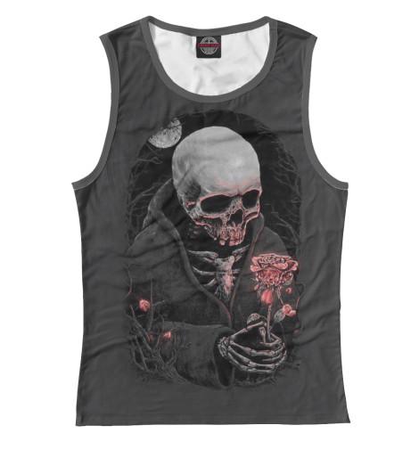 Майка Print Bar Смерть и роза майка борцовка print bar медитативная роза
