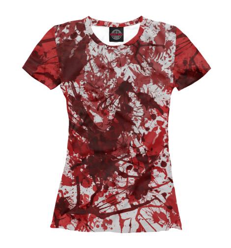 Футболка Print Bar Кровь тамоников а кровь за кровь