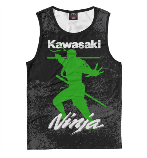 Майка Print Bar Kawasaki Ninja