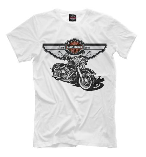 Футболка Print Bar Harley Davidson