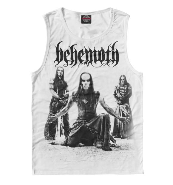 Купить Мужская майка Behemoth MZK-101629-may-2
