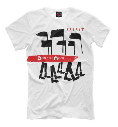 Мужская футболка Spirit DPM-465971-fut-2  - купить со скидкой