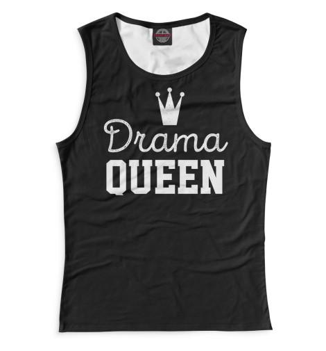 Женская майка Drama Queen