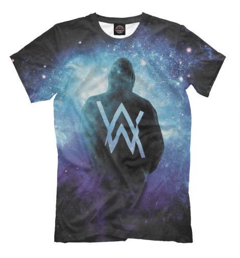 Футболка Print Bar Alan Walker alan walker