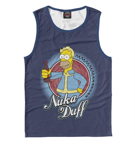 Купить Майка для мальчика Nuka Duff SIM-299918-may-2