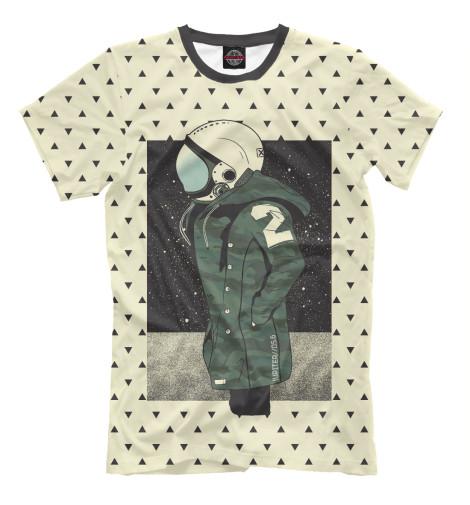 Купить Мужская футболка Космическая мода HIP-524126-fut-2