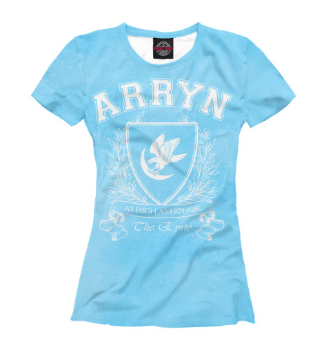 Купить Женская футболка Дом Арренов IGR-467629-fut-1