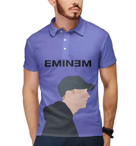 Поло Print Bar Eminem vector eminem all access europe
