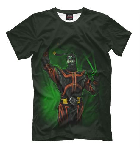 Купить Мужская футболка Ermac MKB-387552-fut-2