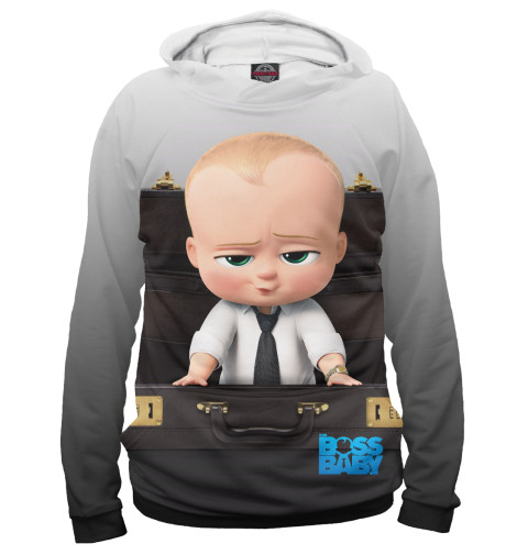 Худи Print Bar Boss Baby