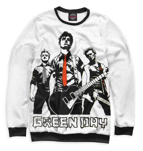 Купить Мужской свитшот Green Day GRE-699124-swi-2