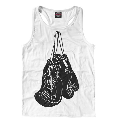 Майка борцовка Print Bar Боксерские перчатки боксерские перчатки в магазинах москвы
