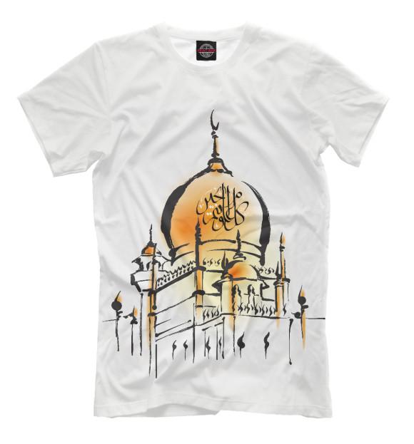 Купить Мужская футболка Ислам ISL-807194-fut-2