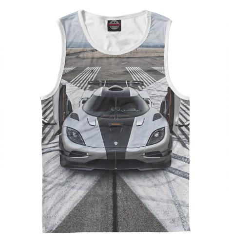 Купить Мужская майка Koenigsegg One:1 SPC-338753-may-2