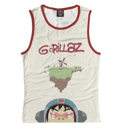 Купить Майка для девочки Gorillaz GLZ-911395-may-1