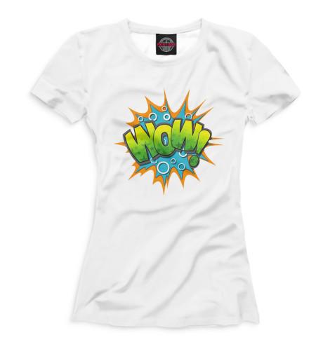 Женская футболка World of Warcraft WOW-800788-fut-1  - купить со скидкой