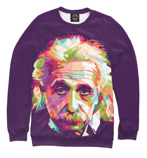 Свитшот Print Bar Альберт Энштейн альберт кузнецов элементарная электротехника