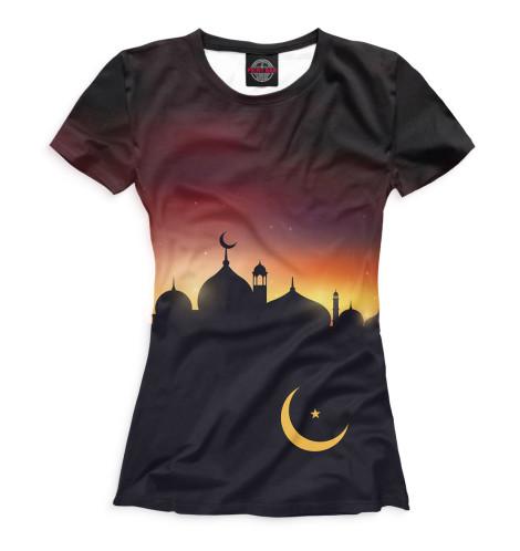 Футболка Print Bar Ислам футболка print bar ислам
