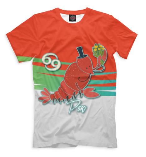 Купить Футболка для мальчиков Рак ZOD-227715-fut-2