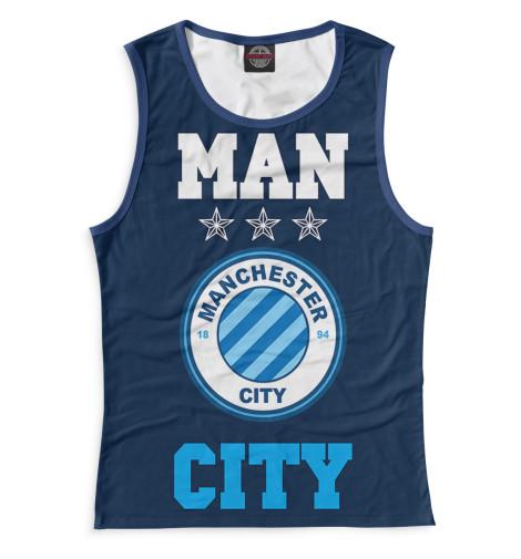 Майка Print Bar Manchester City худи print bar manchester city