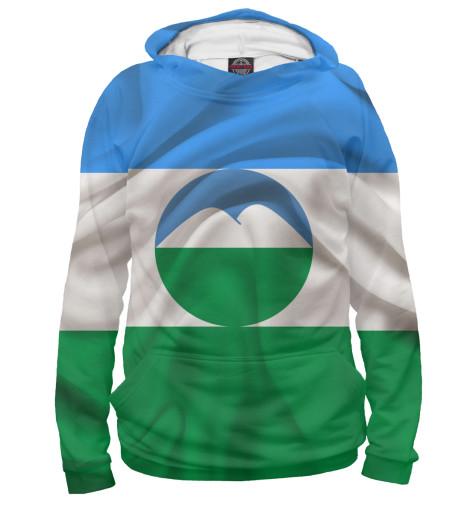 Худи Print Bar Кабардино-Балкария футболка рингер printio республика кабардино балкария нальчик