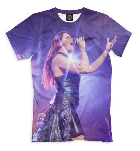 Мужская футболка Nightwish