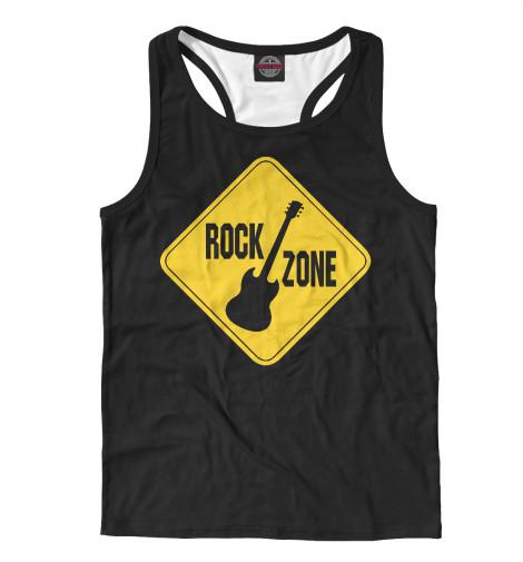 Майка борцовка Print Bar Rock Zone майка борцовка print bar rock rules