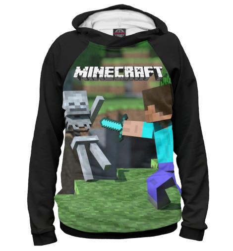 Купить Мужское худи Minecraft MCR-835180-hud-2
