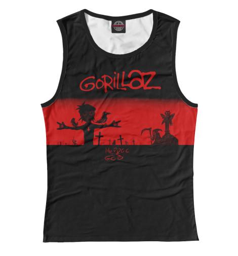 Купить Майка для девочки Gorillaz GLZ-446229-may-1