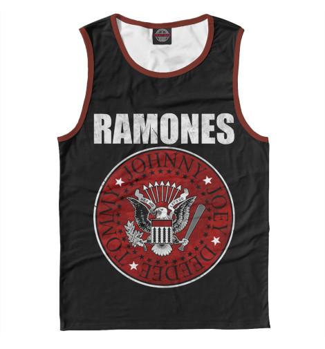 Майка Print Bar Ramones свитшот print bar ramones