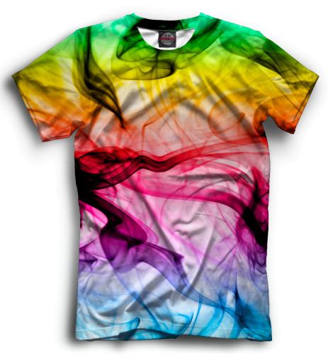 Мужская футболка Color