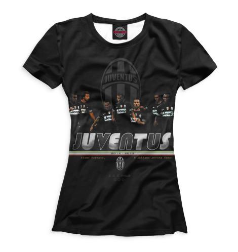 Женская футболка Команда