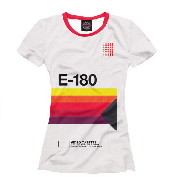 Купить Футболка для девочек VHS E-180 HIP-747963-fut-1