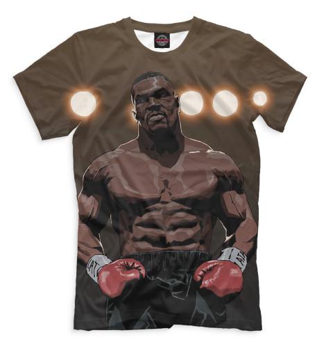 Мужская футболка Тайсон арт